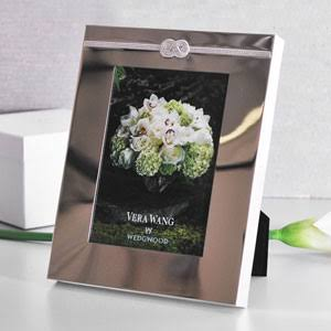 Vera Wang Wedgwood Infinity Photo Frame Fullans Department Store