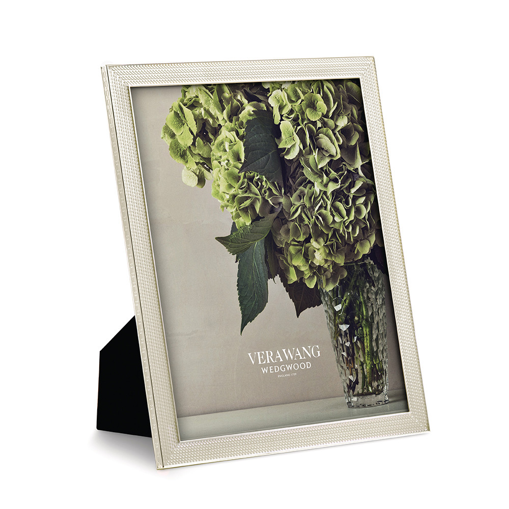 Vera Wang With Love Nouveau Silver Photo Frame 8x10inch Fullans