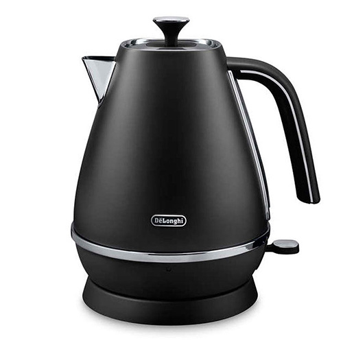 KBI3001BK-Delonghi-Distinta-Matt-Black-Kettle-1