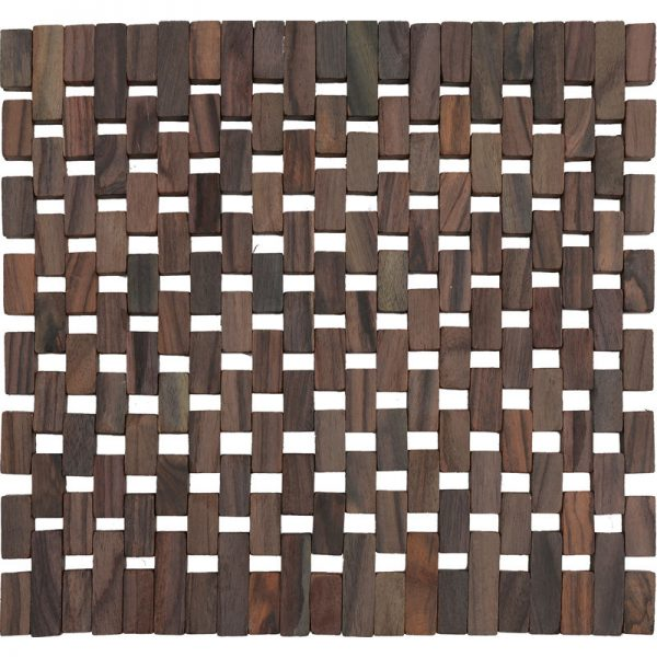 large-creative-tops-naturals-dark-slatted-wood-square-placemat-set-of-2