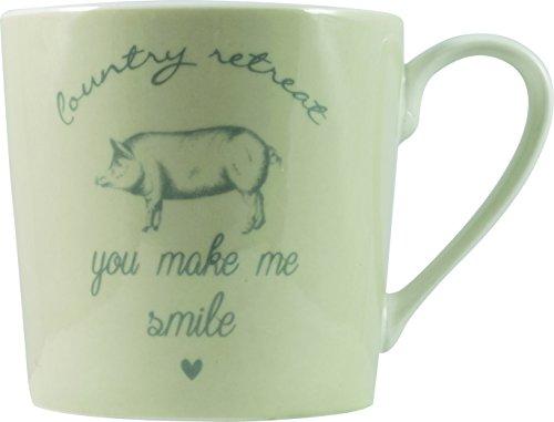 David-Mason-Design-David-Mason-Design-Country-Retreat-Pig-Mug,-Beige-244973643